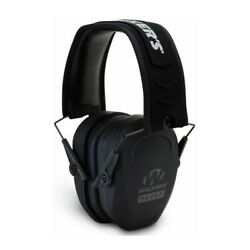 Walker#x27;s Razor Slim Passive Safety Shooting Industrial Ear Muffs Black $21.99