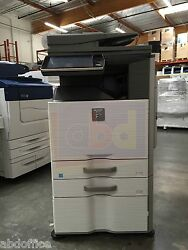 Sharp MX-2640N A3 Color Laser Printer Scanner Copier 26ppm MX-3140N MX-3640N