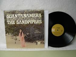 The Sandpipers LP Guantanamera 1st Press 1966 Stereo Orig! Louie Louie