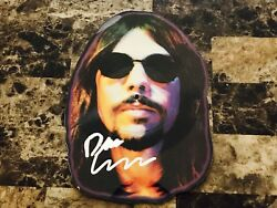 Dave Wyndorf Signed Monster Magnet Vinyl Picture Disc Record Dopes To Infinity