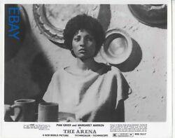 Pam Grier sexy as she sheds a tear The Arena VINTAGE Photo