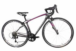 USED 2015 Specialized Ruby Comp 48cm Carbon Women's Endurance Road Bike