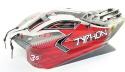 Arrma TYPHON 4x4 3s BLX - Body Shell (RED painted buggy AR402274 AR102696 $14.97