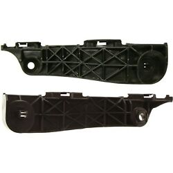 Bumper Retainer Set For 2006-2012 Toyota RAV4 Front Primed 2Pc $11.11