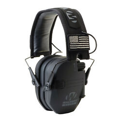 Walker#x27;s Razor Slim Electronic Muff Black Patriot Version $48.88
