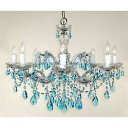 Classic Lighting Rialto Traditional Crystal Chandelier Chrome - 8348CHCSA