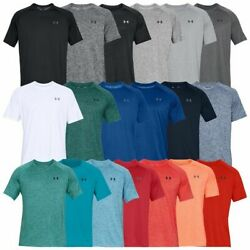 Under Armour 1326413 Mens Athletic Training UA Tech 2.0 T Shirt Short Sleeve Tee $21.49