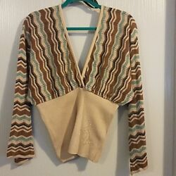 HELP RESCUE DOGCANCER♡NWT Baby Phat sweater1X