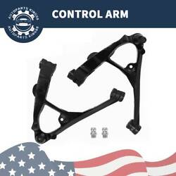 2Pcs Front Lower Control Arms for 1999-2006 Chevy Silverado 1500 GMC Seirra 1500