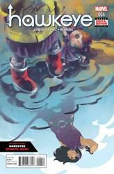 All New Hawkeye v2 #4A NM 9.4 1st Print 2016 Flat Rate Shipping Use Cart $3.97