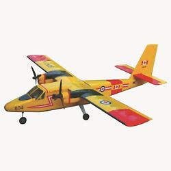 VMAR DHC 6 Twin Otter 62 inches Electric Plane Kit $169.99