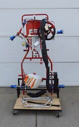 2015 Birel AR28y Youth kart as shown new go kart w items shown