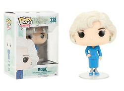 Funko Pop Television: The Golden Girls - Rose Vinyl Figure Item #9121