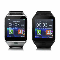 Bluetooth Smart Wrist Watch For Android Motorola Moto E G 2nd Gen HTC M9 E9 Plus