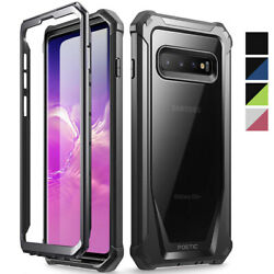 Samsung Galaxy S10 Plus Cover Poetic® Armor Heavy Duty Shockproof Phone Case $12.95