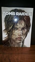 Tomb Raider: The Art Of Survival Book Collector's