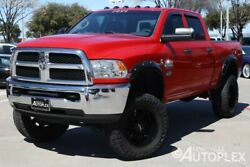 2016 Ram 2500  Rocky Ridge Lift 20 Inch Wheels Amp Steps Navigation 4x4
