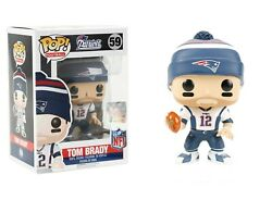 Funko Pop Football: Patriots - Tom Brady Vinyl Figure Item #10231