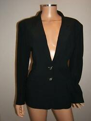 MOSCHINO COUTURE 8 SEXY RARE ICONIC 90's BORN TO SHOP Vintage Jacket Blazer