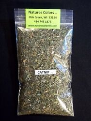 Catnip Loose Fresh High Quality (Plus 1 Free Bag) Your Cat Will Go Crazy Over