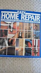 Easy Home Repair: Complete step-by-step guide to Do-It-Yourself Manual (#0530)