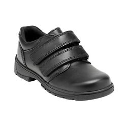 Start Rite Rotate Black Leather School Shoe - SALE - REDUCED TO CLEAR