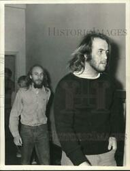 1971 Press Photo Suspects in murder of Albany New York Police officer