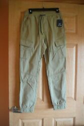 George Men's Stretch Joggers SL & XL choose Size & Color NEW
