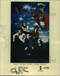 1992 Press Photo Members of the rock music band