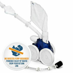 Refurbished Polaris F1 360 Pool Cleaner W All Hoses Valves and Full Warranty