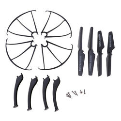 Drone Spare Parts Propeller Landing Gear Propeller Guard for SYMA X5SC X5SW $6.97