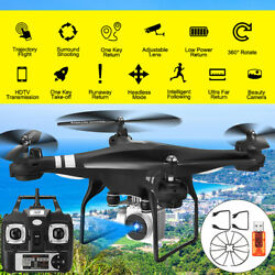 2021 New RC Drone 1080P HD Wide Angle Camera WIFI FPV Drone Camera Quadcopter $40.99