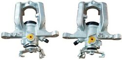 2x Chevrolet Aveo T300 1.4 Rear Brake Calipers 2011- Hatchback
