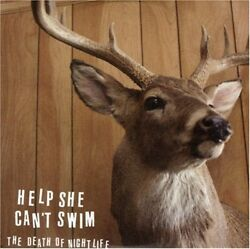 HELP SHE CAN'T SWIM-THE DEATH OF NIGHT LIFE-JAPAN CD F16