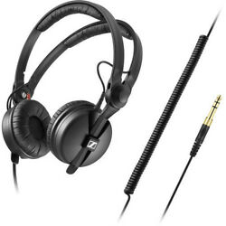 Sennheiser HD 25 PLUS Monitor Headphones - Black