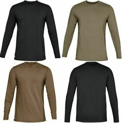 Under Armour 1316936 UA ColdGear Reactor Tactical Long Sleeve Crew Base Shirt $51.99