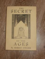 THE SECRET OF THE AGES Robert Collier 1971 Hardcover with Dustjacket