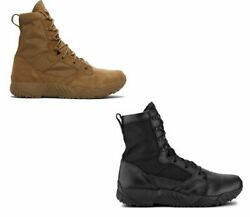 Under Armour 1264770 Men#x27;s UA Jungle Rat 8quot; Tactical Duty Storm Leather Boots $119.99
