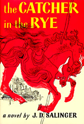 The Catcher in the Rye by J. D. Salinger (1951 Hardcover) book