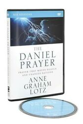 The Daniel Prayer: A DVD Study: Prayer That Moves Heaven and Changes Nations $21.79