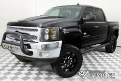 2013 Chevrolet Silverado 1500  LT Black Widow Edition Fabtech Lift 20 Inch Wheels