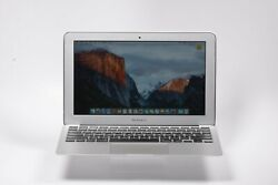 "Apple MacBook Air ""Core i5"" 1.6GHz - 2.3GHz 11"" 2GB 64GB SSD Grade B"