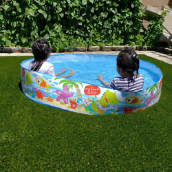 Childrens Swimming Pool For kids girls boys  ( Instant ) not Inflatable Size 5ft