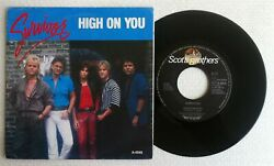 SURVIVOR 'High On You' 1985 Dutch 7
