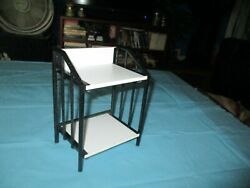 American Girl DOLL PLEASANT CO. 1997 WHITE Nightstand Desk *MISSING* Drawer $9.95