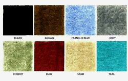 quot;LOWEST PRICEquot; CUT TO FIT WALL TO WALL NAVY BATH CARPET RUGS SIZE = 5 X 6 U $49.99