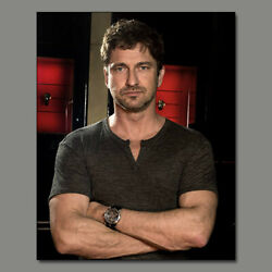 GERARD BUTLER SEXY NEW !! 8X10 PHOTO AAB27