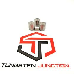 TUNGSTEN WEIGHTS 3 PACK FREE SHIPPING 1.5 OZ