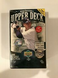 2006 UPPER DECK SERIES II BASEBALL BLASTER PACK BOX-FACTORY SEALED