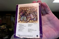 Archives of Jazz Vol. 6 various used 8 track tape Art Pepper Marty Paich $7.50
